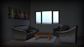 How To Make A Room In Blender 2.72 ( Part 2 )