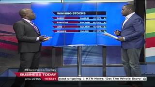 BUSINESS TODAY 5th February 2016 Look at the Stock Market and Current Money market