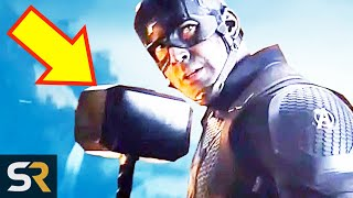 Video Why Mjolnir Surprised Everyone In Avengers: Endgame MP3, 3GP, MP4, WEBM, AVI, FLV Mei 2019