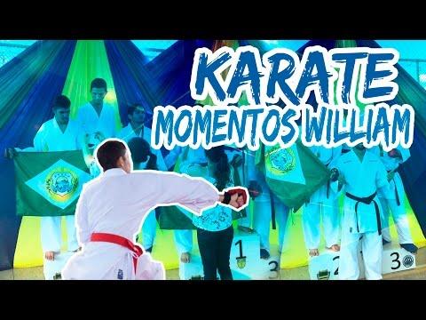 COPA MONSENHOR TABOSA DE KARATE FKCE - MELHORES MOMENTOS KARATE - WILLIAM