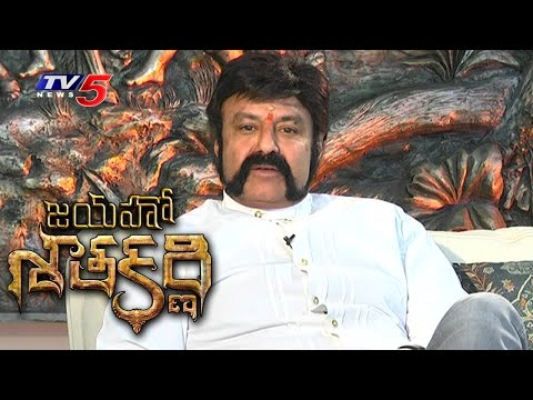Balakrishna Sharing Gautamiputra Satakarni Shooting Memories – Special Interview