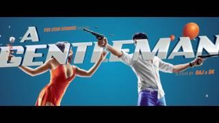 A Gentleman - Motion Poster