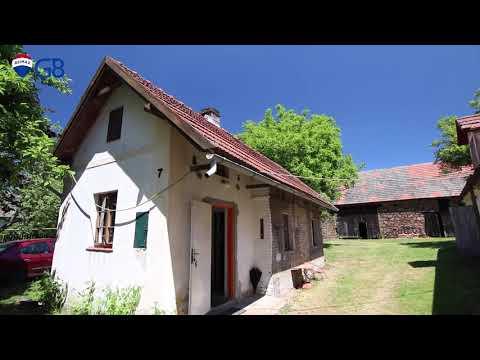 Video Prodej rodinného domu v obci Soseň s pozemkem 2258 m2