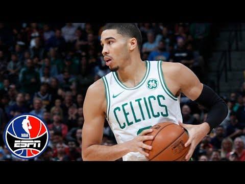 NBA film breakdown: Jayson Tatum vs Raptors | SportsCenter | NBA on ESPN