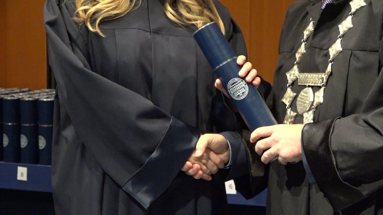 FPMOZ svečano promovirao 364 diplomanta
