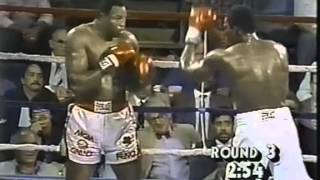 Larry Holmes Vs Carl Williams