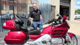 10. Pre-Owned 2008 Honda Goldwing ABS