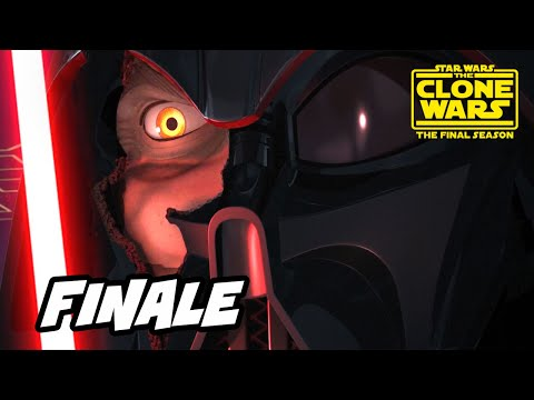 Star Wars The Clone Wars Season 7 Episode 12 Finale - TOP 10 WTF and Easter Eggs