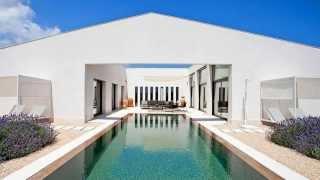 Архитектура дома от студии ecoDESIGNfinca