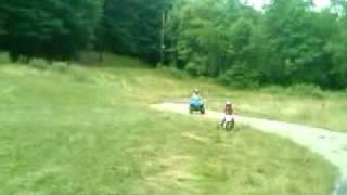 10. Kasey & John David Riding