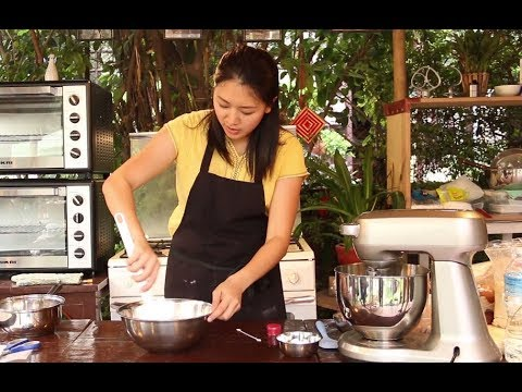(Making Macroons & Cheese Cake By Pastery Chef Donna Lin in Kathmandu - FoodNepal - Duration: 8 minutes, 47 seconds.)