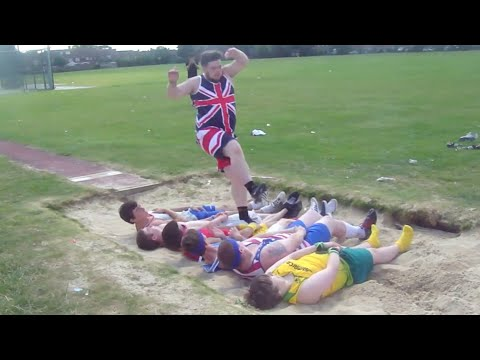 The Ultimate Olympic Sports Fails Compilation
