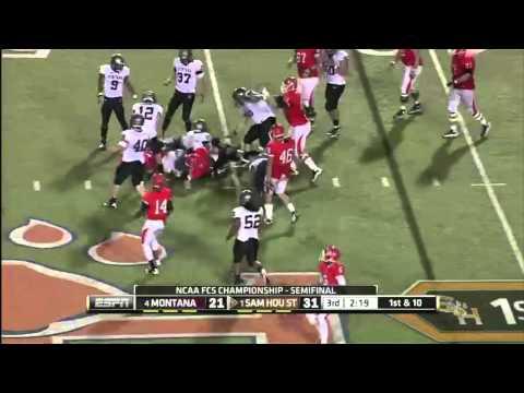 Tim Flanders vs Montana 2011 video.