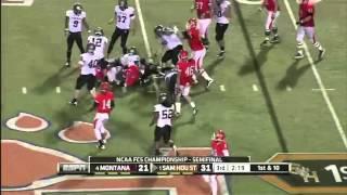 Tim Flanders vs Montana (2011)