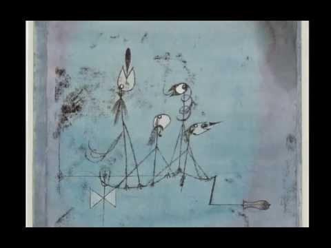 Twittering Machine >> Klee Twittering Machine Video Khan Academy