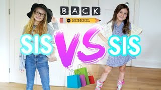 Video Back To School THRIFT STORE OUTFIT Challenge 🛍️🤑 MP3, 3GP, MP4, WEBM, AVI, FLV September 2018
