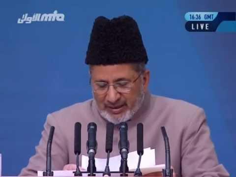 Der Weg zum inneren Frieden und zur Zufriedenheit - Haider Ali Zafar