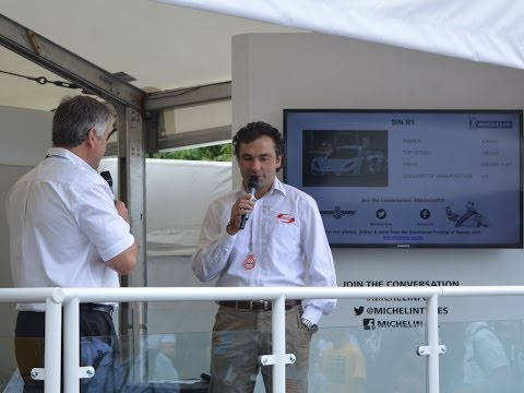 GoodWood FOS 2014 Interview with Rosen Daskalov