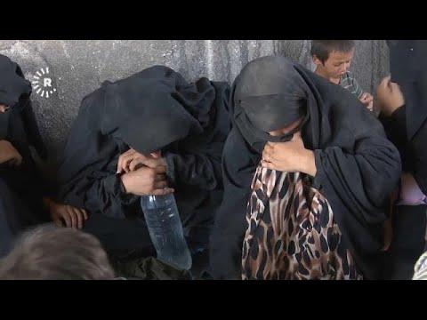 Ιράκ: Υπό κράτηση οι «οικογένειες των τζιχαντιστών»