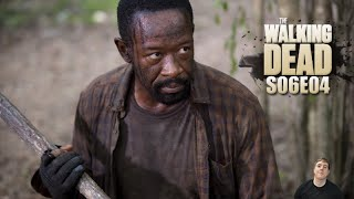 The Walking Dead Season 6 Episode 4 'Here's Not Here' - Review