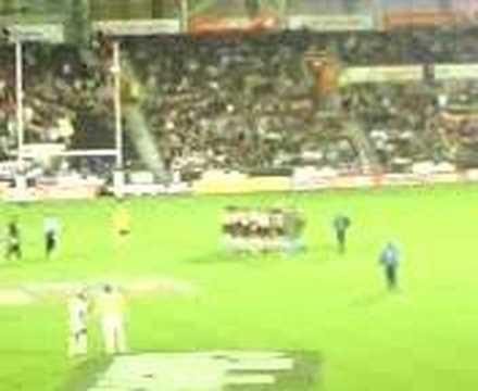 Gran Bretaña Vs Nueva Zelanda - Rugby