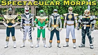 Spectacular Sixes and Extra Rangers Morphs [FOREVER SERIES]