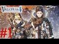 Valkyria Chronicles 4 O In cio De Gameplay Traduzido Em