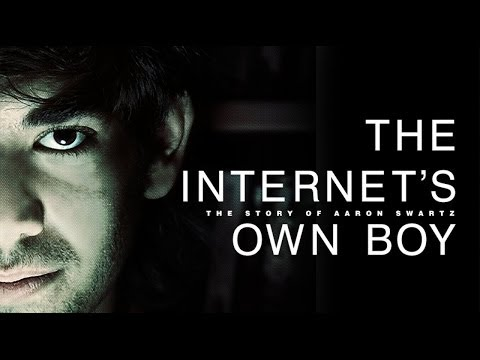 The Internet's Own Boy: The Story of Aaron Swartz (2014) - With the full TPP text finally released, thought this doc was extremely relevant