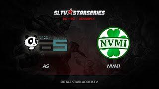 AlbumS vs NVMI, game 1