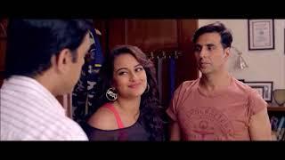 Best Comedy Scene of Akshay Kumar l Holiday (2014)