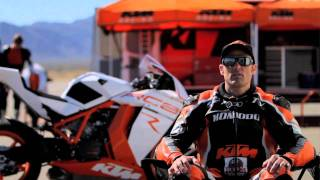 3. KTM 1190 RC8 R Test with Ty Howard