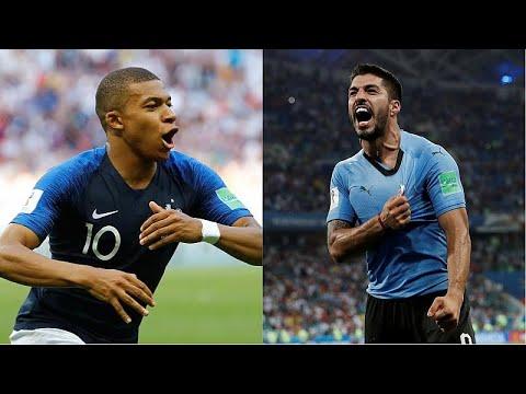 Μουντιάλ 2018: Γαλλία vs Ουρουγουάη και στο επίκεντρο ο Καβάνι…