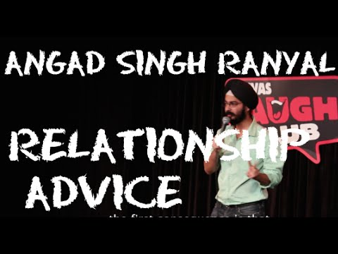 angad - Standup comedian Angad Singh Ranyal gives men some really helpful advice on how to deal with women. For more videos, jokes and gig updates from Angad: Twitte...