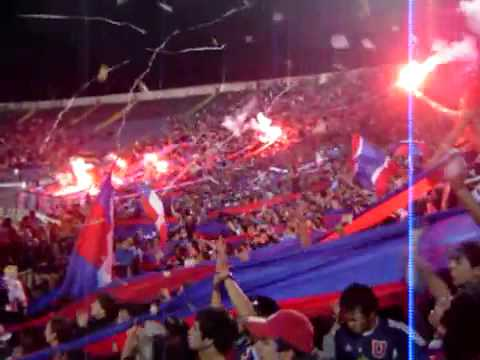 Video - U de Chile vs Colo Colo - Los de Abajo - Universidad de Chile - La U - Chile