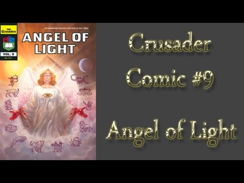 Crusader Comic #9: Angel Of Light