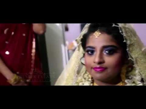 Nasren Begam Weds Ziaudeen | Singapore Indian Muslim Wedding Video Montage Trailer