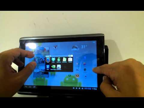 รีวิว Logitech Tablet Keyboard for Android 3.0+