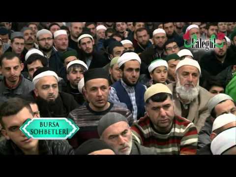 5 Aralık 2015 Tarihli Bursa Sohbeti