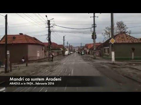 Aradul e in față (VIDEO)