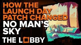 How The Launch Day Patch Changed No Man's Sky - The Lobby by GameSpot