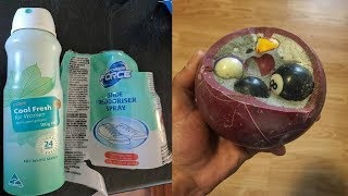 Video STRANGEST Things Found in Ordinary Objects MP3, 3GP, MP4, WEBM, AVI, FLV September 2018