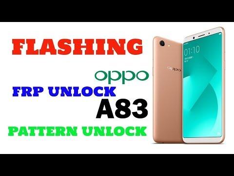 Free oppo a83 frp unlock reset screen repair firmware – frp done