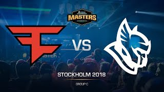 FaZe vs Heroic - DH MASTERS Stockholm - de_mirage [Anishared]