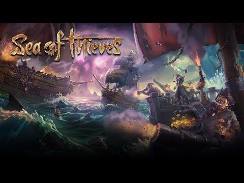 Море. Пираты. Стримлеры - SEA OF THIEVES в коопе