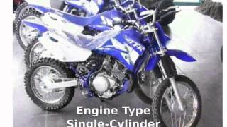 8. 2004 Yamaha TT-R 125L Specification & Specs