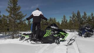 4. Arctic cat XF 6000 CROSS COUNTRY LIMITED ES 2017 | Action Moteur Sport Motoneige - AMS | 9/9