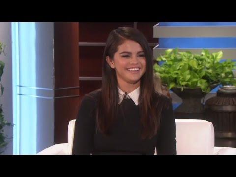 Selena Gomez Talks Awkward Phase & Moving to NYC on Ellen Show