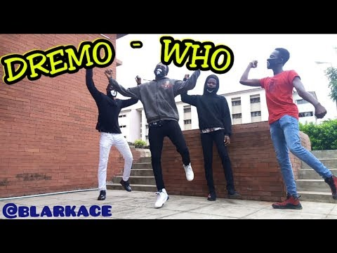 Dremo - WHO (Official Dance Video). (Blarkpairs)