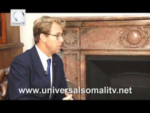 Exclusive Interview with Tobias Ellwood Minister for Middle East and Africa