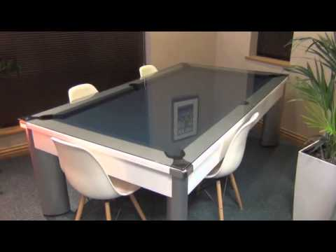 New Fusion Pool Dining Table